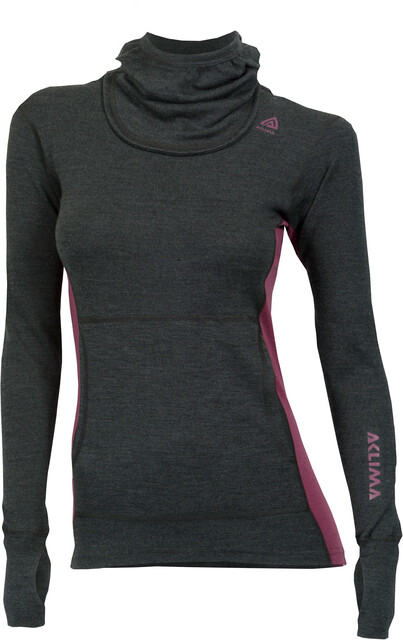 MarengoDamson Hood WarmWool Aclima W's Sweater EwzpqIf